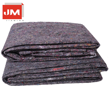 Laminated drop cloth malervlies nonwoven punch needle carpet