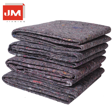 Eco-friendly felt sheet carpet materials cotton mat
