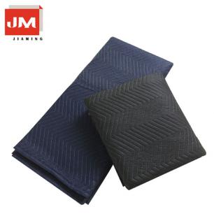 Moving blanket nonwoven fabric nonwoven felt cotton mat