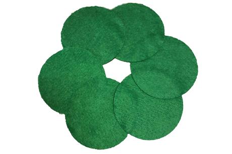 Needle punched carpet wholesale felt fabric 100% polyester Soft Felt Fabric Non woven Sheet