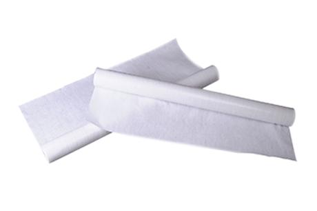 White Dustproof Waterproof Skid Floor Mats