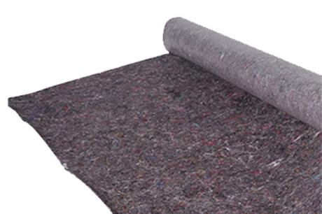 Breathable felt mat underlay painter felt sheet