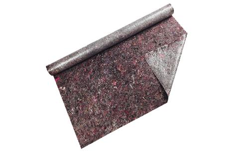 Eco-friendly felt mat underlay painter felt