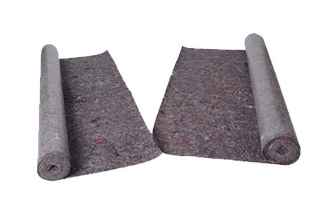 Waterproof mattress felt fabric wool carpet