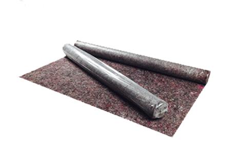 Waterproof needle punch padding cotton mat