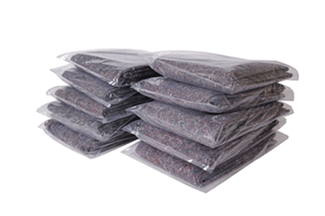 absorbent polypropylene felt material paint mat with anti-slip foil